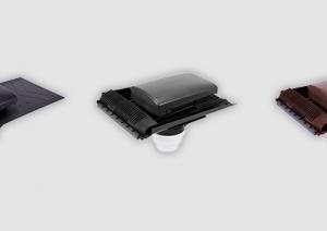 Verplas Adds New Tile Ventilators to it's Range