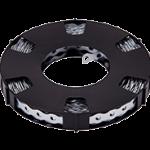 12mm wide x 10m Long Galvanised Banding Reel
