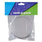 100mm Round Vent-a-Pack Hose Clips (2 per Pack)