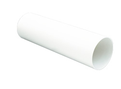 125mm x 350mm Round Pipe