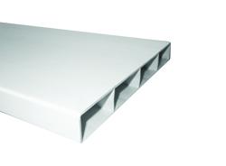 310x29mm 2m Flat Channel
