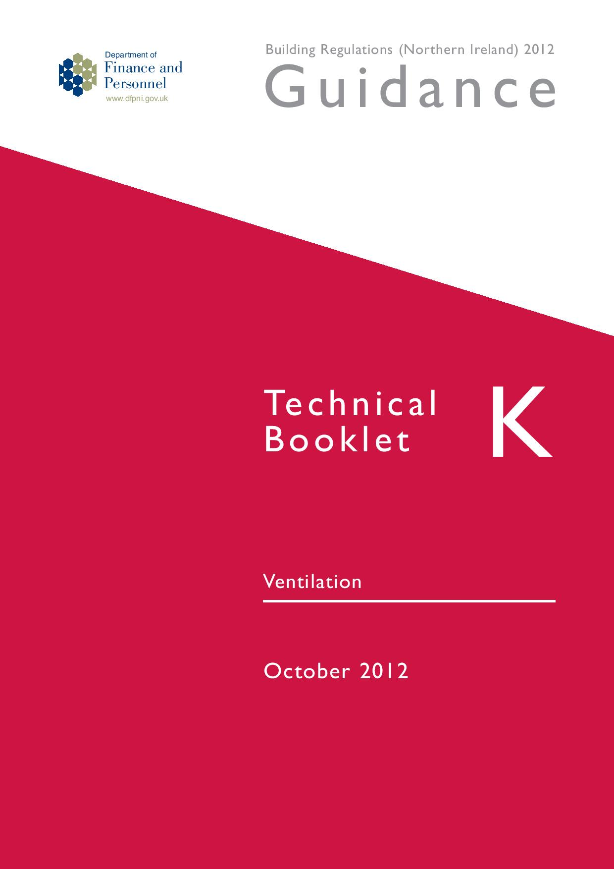 Technical Standards Document K-page-001
