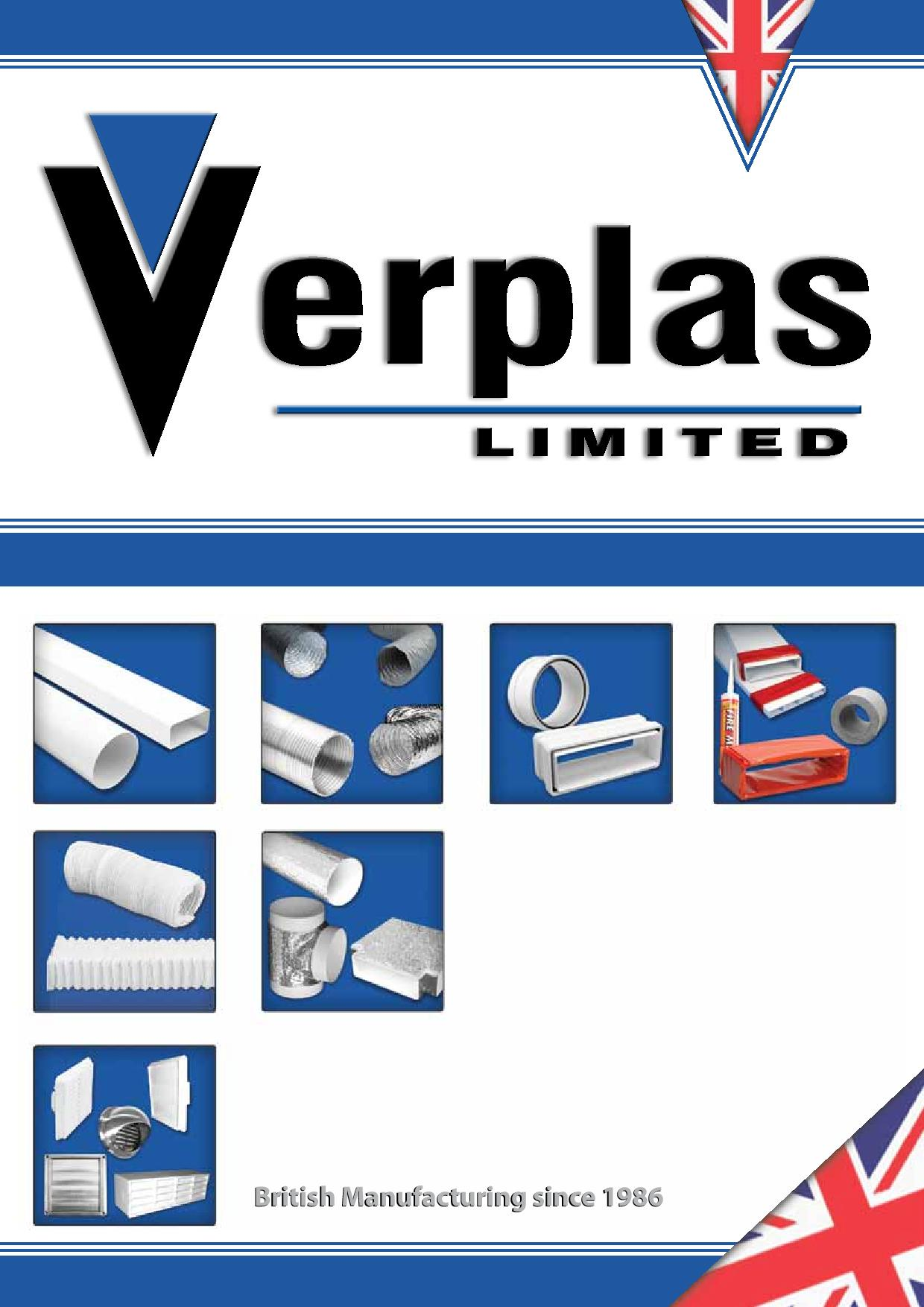 Verplas Catalogue 2015 Issue 5