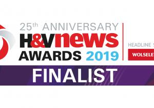 H & V News Awards 2019 Finalist