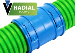 Product Feature of the Week – Verplas Radial Duct Connector