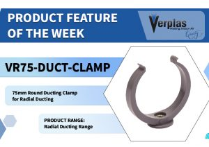 Radial Ducting Clamp – Product Feature