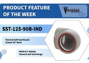 Self-Seal Thermal 90° Bend – Featured Product