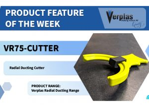Radial Cutter – Product Feature of the Week