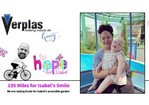Hope for Isabel