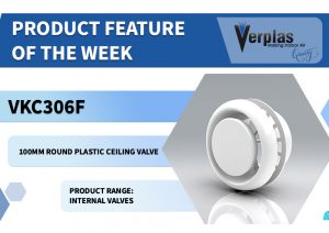 Product Feature – 100mm Internal Valve
