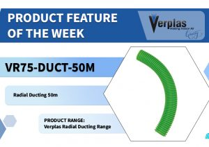 Product Feature of the week – Verplas Radial Duct
