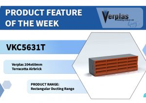 Product Feature – Terracotta Airbrick