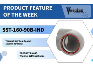 Product Feature – Self-Seal Thermal 90° Bend