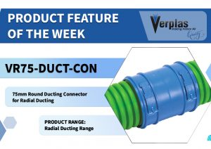 Product Feature – Radial Duct Connector