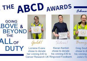 The ABCD Awards – February