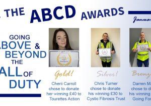 The ABCD Awards – January