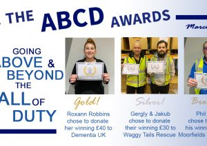 ABCD Awards – March