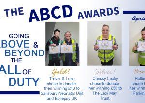 ABCD Awards April 21