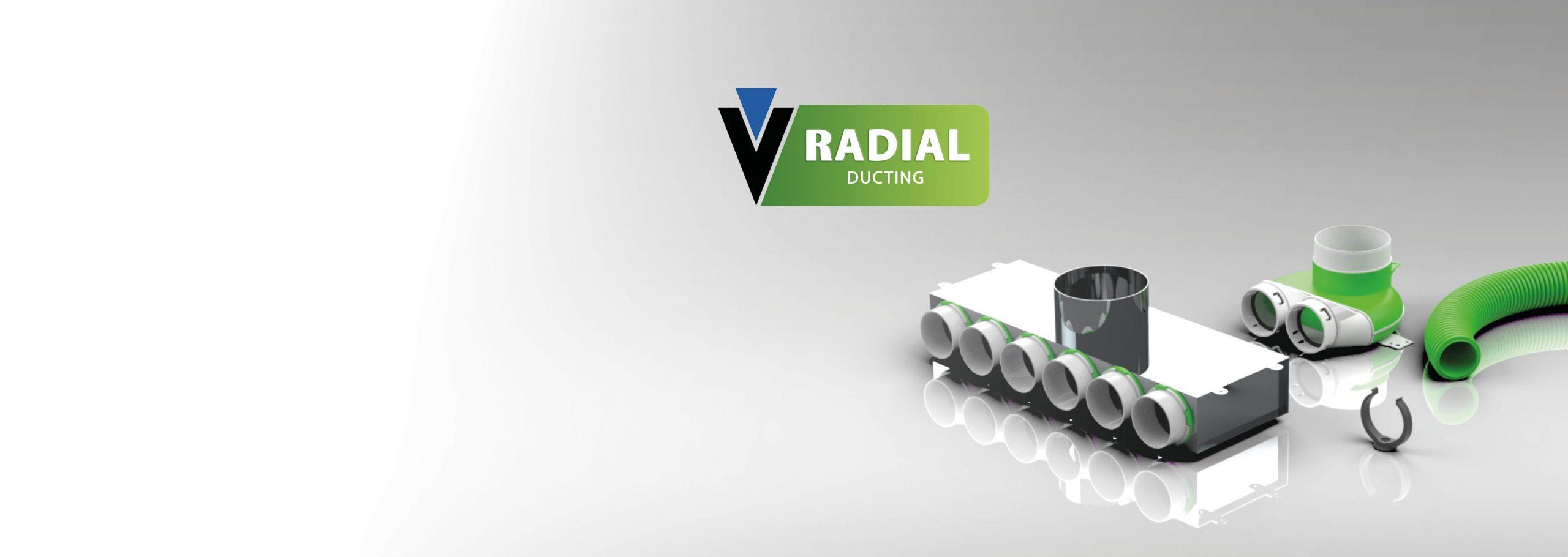 radial ventilation system