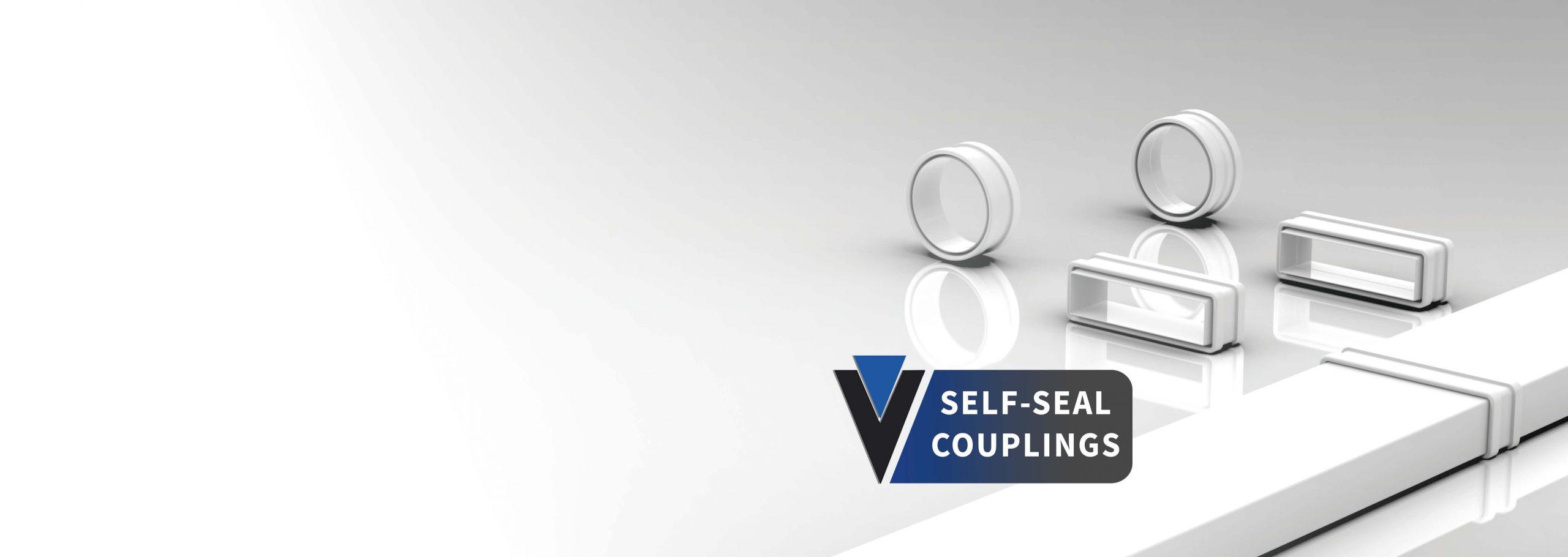 self seal couplings