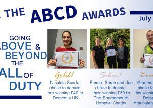 July ABCD Awards
